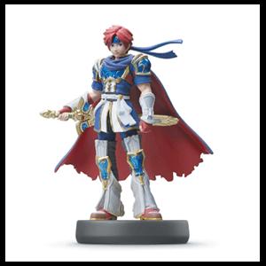 Figura Amiibo: Smash Roy