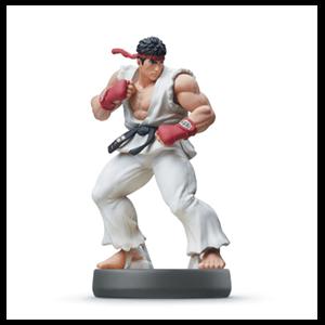 Figura Amiibo: Smash Ryu