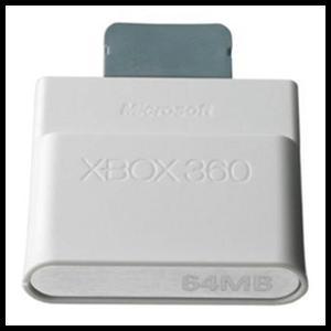 Memory Card Microsoft 64Mb