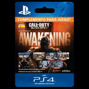 Call Of Duty Black Ops Iii Dlc Pack 1 Awakening Ps4 Prepagos Game Es