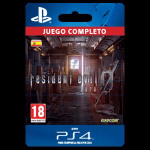 Resident Evil 0 PS4