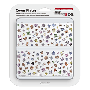 New 3DS Carcasa: Pokemon 20 Aniversario