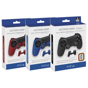Action Grip Pack PS42 Ardistel -Licencia Oficial Sony-
