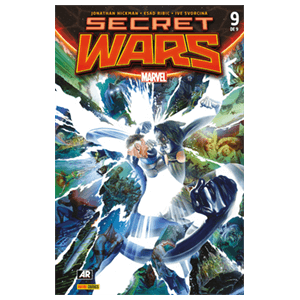 Comic Marvel Secret Wars nº 9