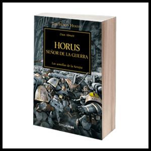 La Herejía de Horus nº 1: Horus, Señor de la Guerra