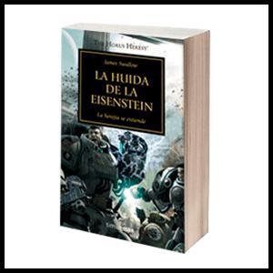 La Herejía de Horus nº 4: La Huida de la Eisenstein