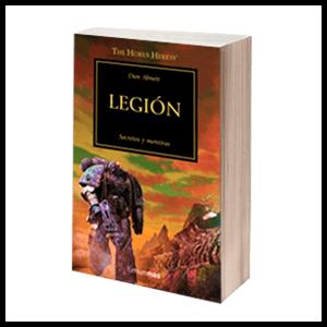 La Herejía de Horus nº 7: Legión