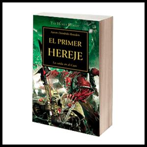 La Herejía de Horus nº 14: El Primer Hereje