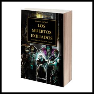 La Herejía de Horus nº 17: Los Muertos Exiliados
