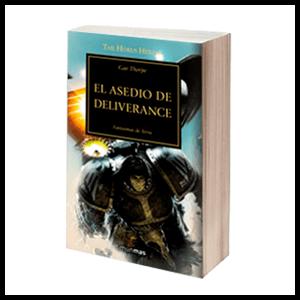 La Herejía de Horus nº 18: El Asedio de Deliverance