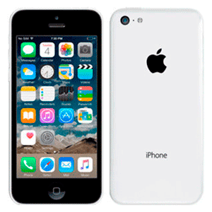 Iphone 5c 8Gb (Blanco) - Libre -