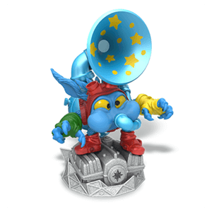Figura Skylanders SuperChargers Driver Birthday Bash Big Bubble Pop Fizz