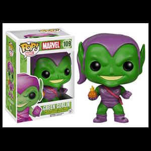 Figura Pop Marvel: El Duende Verde Ed. Limitada