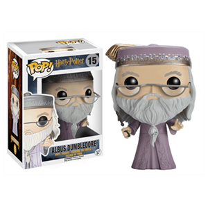 Figura Pop Harry Potter: Albus Dumbledore