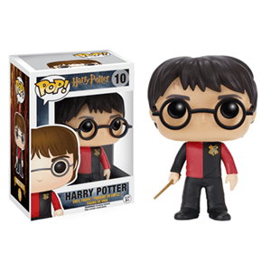 Figura Pop Harry Potter: Harry Potter en El Cáliz de Fuego