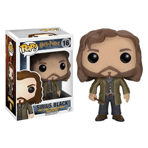 Figura Pop Harry Potter: Sirius Black