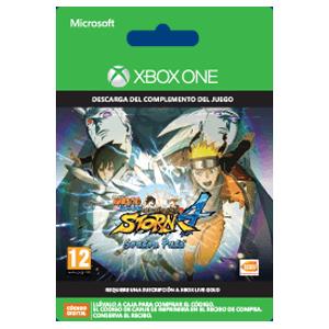 Naruto Shippuden Ultimate Ninja Storm 4 Season Pass XONE