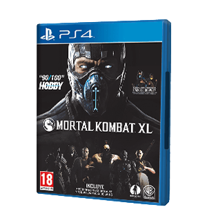 Mortal Kombat Xl Playstation 4 Game Es