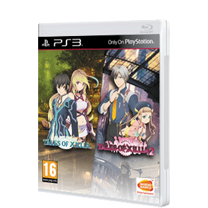 Pack Tales Of Xillia 1+2