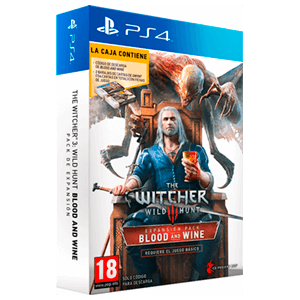 The Witcher 3: Wild Hunt Blood And Wine Expansion Pack 2