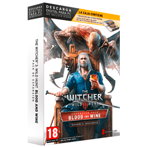 The Witcher 3 : Wild Hunt Blood And Wine Expansion Pack 2