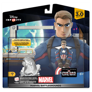Disney Infinity 3.0 Marvel Playset Battlegrounds