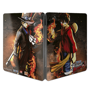 Caja One Piece Burning Blood