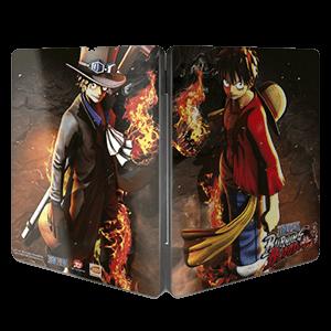 Caja One Piece Burning Blood