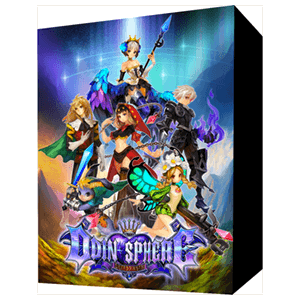 Odin Sphere Leifthrasir. Storybook - PS4