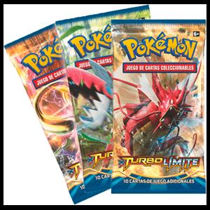 Sobre 10 Cartas Pokemon Turbo Límite XY9