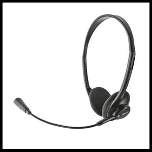 Trust  Primo- Auricular con Micrófono