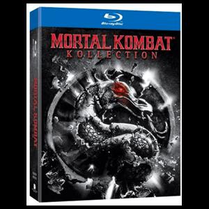 Mortal Kombat 1+2 BD
