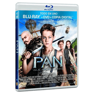Pan DVD+BD+DC