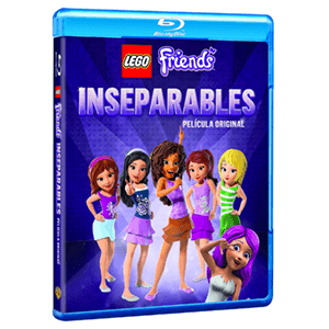 Lego Friends: Inseparables BD