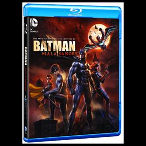 Batman: Mala Sangre BD