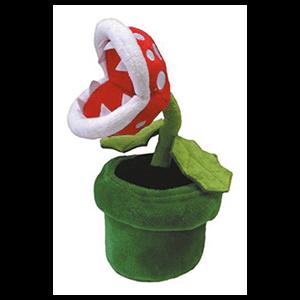 Peluche Planta Carnívora Mario 22cm