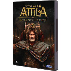 Total War Attila: Tyrants & Kings
