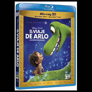 El Viaje de Arlo BD 3D+2D