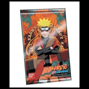 Sobre cartas Naruto SUNS 4