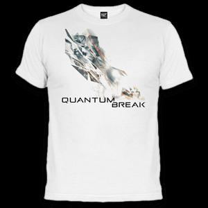 Camiseta Quantum Break