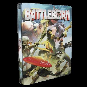 Caja metálica Battleborn