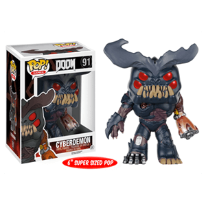 Figura Pop DOOM: Cyberdemon