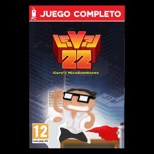 Level 22, Gary´s Misadventure