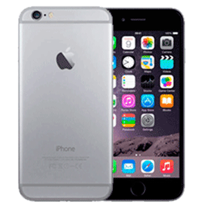 iPhone 6 16Gb (Gris Espacial)