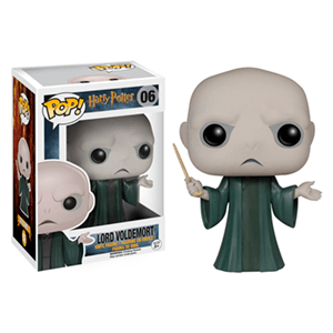 Figura Pop Harry Potter: Voldemort