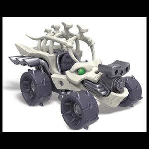 Figura Skylanders SuperChargers Vehiculo Tomb Buggy