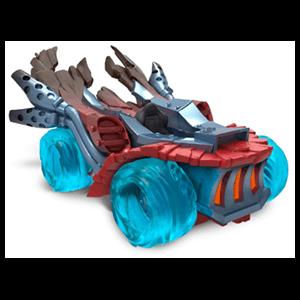 Figura Skylanders SuperChargers Vehiculo Hot Streak