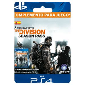 Tom Clancy's The Division - Season Pass PS4