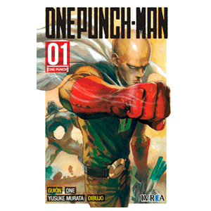 One Punch Man nº 1