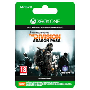 Tom Clancy's The Division Season Pass Xbox One